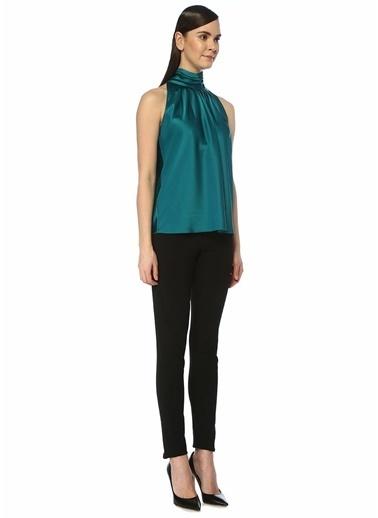 Diane Von Furstenberg Bluz Yeşil